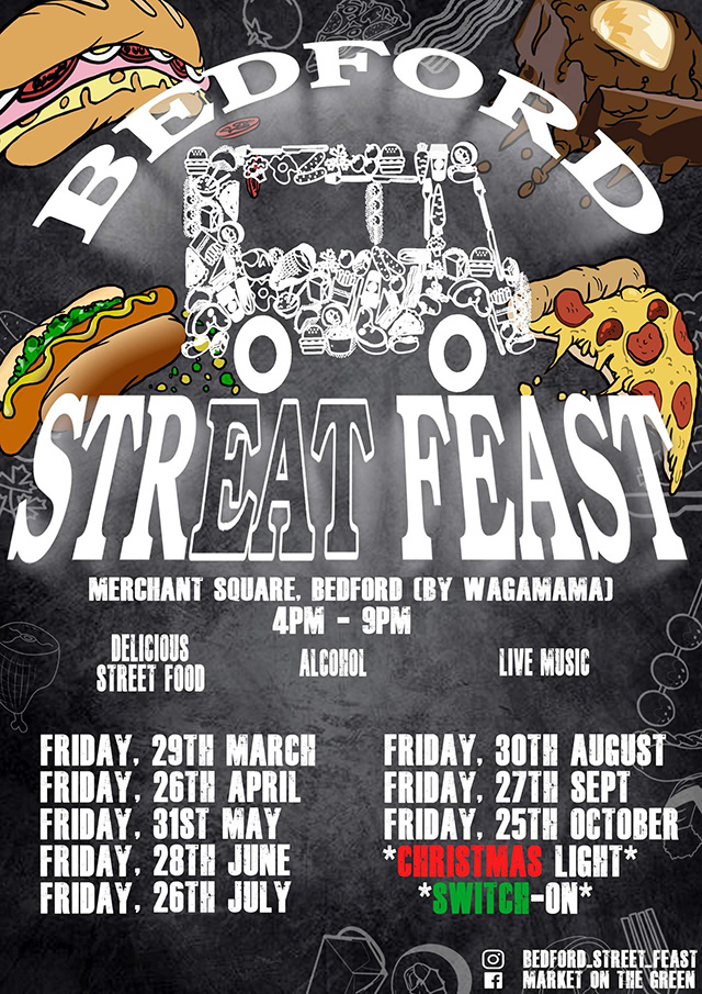 Bedford StrEAT Feast