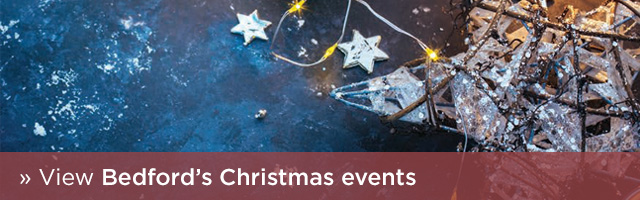 Christmas Events and what's on in Bedford