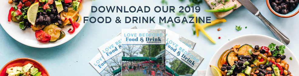 Download Love Bedford Food and Drink Magazine 2019