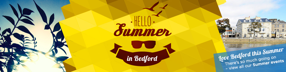 Summer Events in Bedford