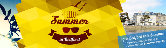 Love Bedford Summer events