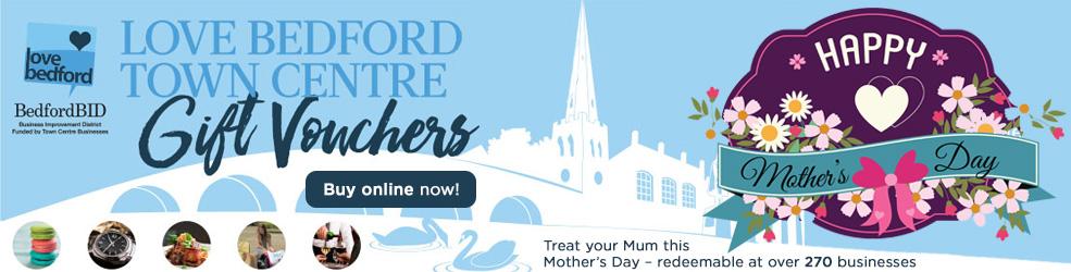 Buy Love Bedford vouchers