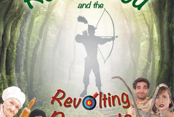 Robin Hood and the Revolting Peasants at The Quarry Theatre