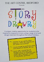 Story Drawry (for 10-12 year olds)