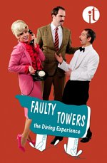Faulty Towers Christmas Dining Experience at Bedford Corn Exchange