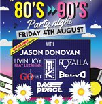 Bedford Park Concerts: 80s - 90s Party Night