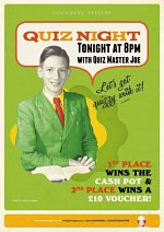 Quiz Night at Albero Lounge