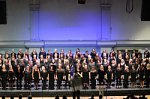 Alive and Singing Choir Rocks at Bedford Corn Exchange