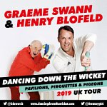 Swann & Bloefield - Dancing down the Wicket at Bedford Corn Exchange