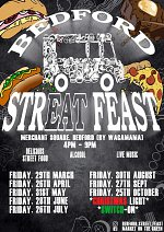 Bedford StrEAT Feast September 2019