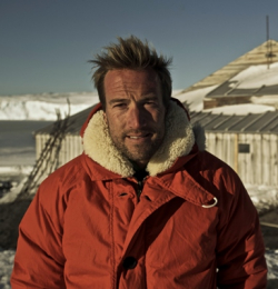 Ben Fogle at Bedford Corn Exchange
