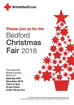 Bedford Christmas Fair 2018