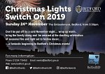 Light Switch on & Firework Display at The Embankment