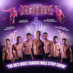 The Dreamboys 2019 at Bedford Corn Exchange