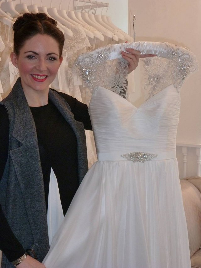 05df19d5c8f Love Bedford · News · Celeb coup for George James Bridal