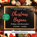 Christmas Bazaar at Bedford Guild House