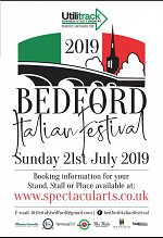 Italian Festival at Harpur Square