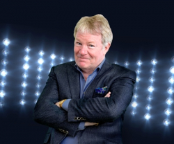 Jim Davidson at Bedford Corn Exchange