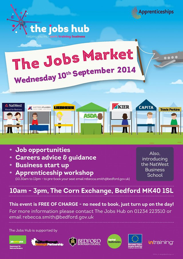5aa85a5a Jobs Market at the Jobs Hub