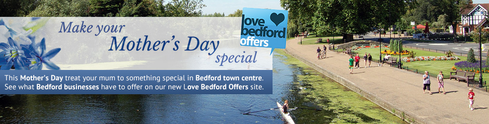 Love Bedford Offers
