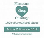 Museum Shop Sunday at The Higgins Bedford