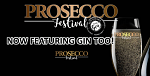 Bedford Prosecco Festival now with Gin at Bedford Corn Exchange