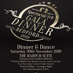 Gala Dinner at The Harpur Suite