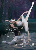 Russian National Ballet: Swan Lake at Bedford Corn Exchange