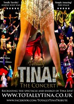 Totally Tina at Bedford Corn Exchange