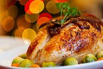 Christmas Dinner at 25 Restaurant (Bedford College)